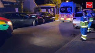 Fallece una mujer agredida por su marido en Pozuelo de Alarcón