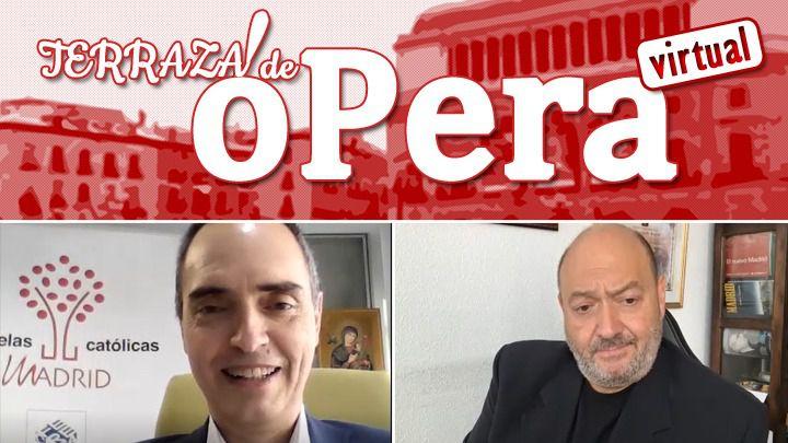 José Antonio Poveda: 'Espero que la nueva ministra tenga otra actitud y trate de buscar consensos'
