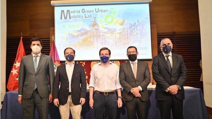Madrid Green Urban Mobility Lab impulsa la capital como referente en movilidad urbana