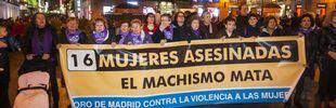 Sol acogerá este domingo una concentración en repulsa de la violencia de género