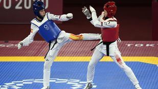 La madrileña Adriana Cerezo irrumpe en la final olímpica y asegura la primera medalla para España