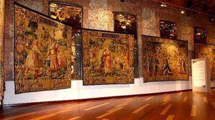 Madrid destinará 500.000 euros a la conservación del patrimonio textil de la Real Fábrica de Tapices