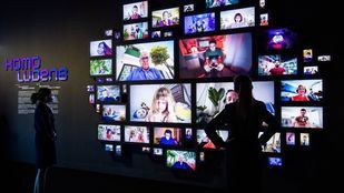 La exposición 'Homo Ludens' analiza en Caixaforum el impacto de los videojuegos en la sociedad