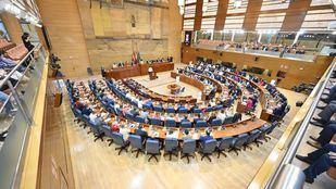 El PSOE registra una PNL para instar a la Comunidad a reducir la temporalidad en el empleo público
