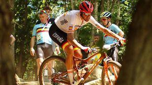 Segunda medalla para España en los Juegos: bronce de David Valero en mountain bike