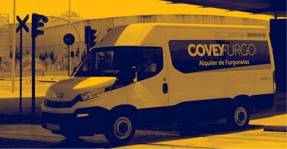 Alquiler de furgonetas en Madrid: una actividad en crecimiento