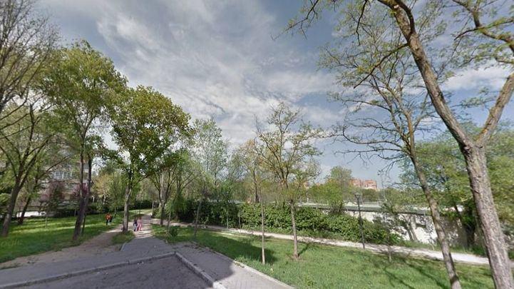 Parque de Cerro Almodóvar, en Latina, donde tuvieron lugar los hechos