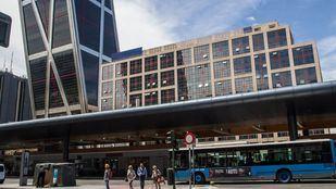 La línea 9 entre Plaza de Castilla y Colombia cierra por obras en agosto