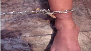 Detenidas tres personas por mantener atado a la pared a un familiar durante ocho días