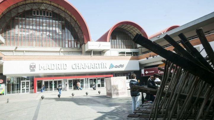 Estación de Chamartín-Clara Campoamor
