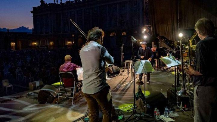 Concierto del ciclo Jazz Palacio Real