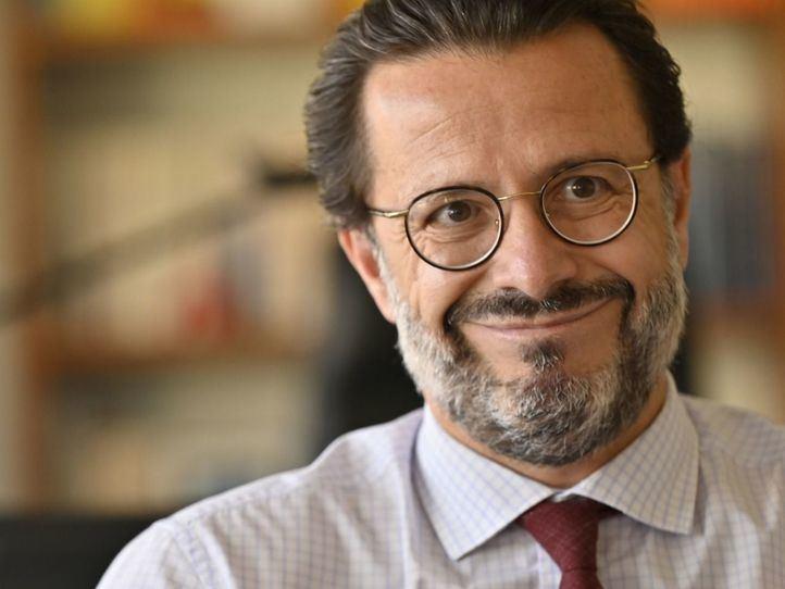 Fernández-Lasquetty, consejero de Hacienda.