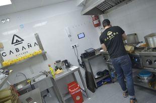 Madrid limita las cocinas fantasma