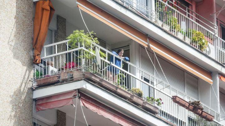 Apuesta por más terrazas y fachadas verdes en la nueva normativa urbanística de Madrid