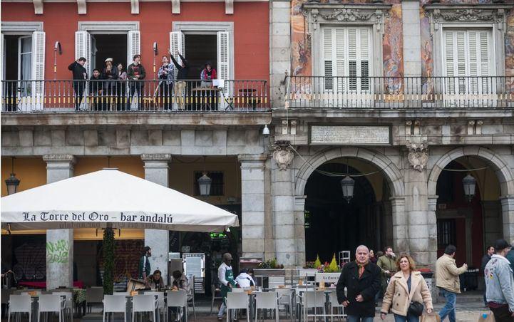 Madrid solo autorizará pisos turísticos en plantas bajas y primeros