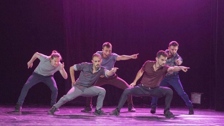 'La maldición de los hombres Malboro' en el teatro La Latina (imagen de archivo)