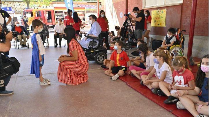 Villacís clausura el FAMMA Kids Camp 2021, un campamento que lucha por la inclusión social
