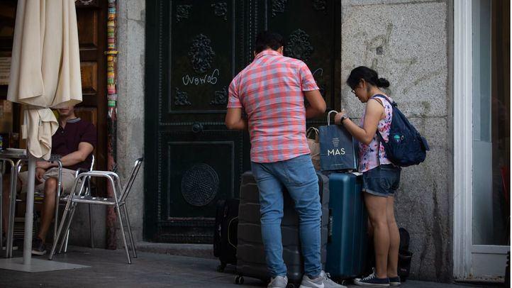 Ocho de cada diez pisos turísticos desaparecerían con la nueva normativa, según Madrid Aloja