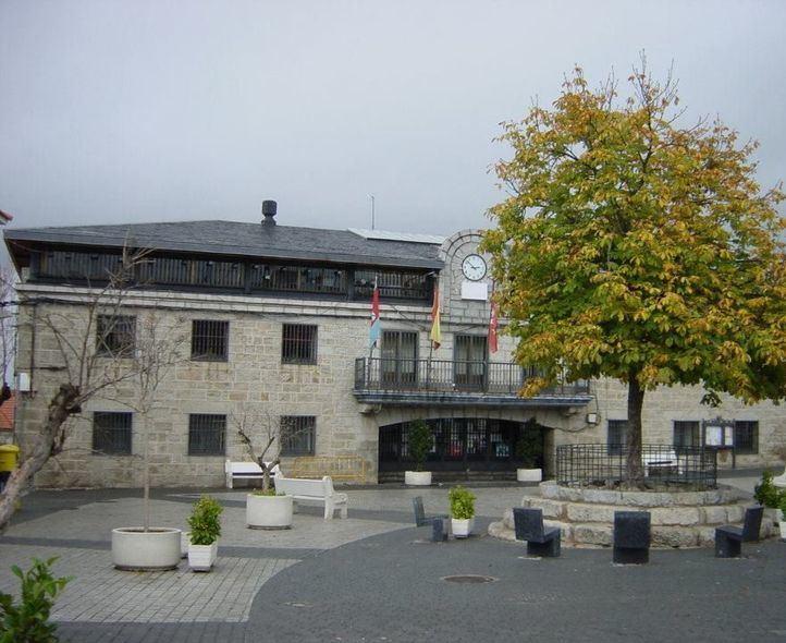 Plaza de la Constitución de Colmenarejo