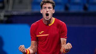 Carreño se cuelga una merecidísima medalla de bronce tras vencer a Djokovic