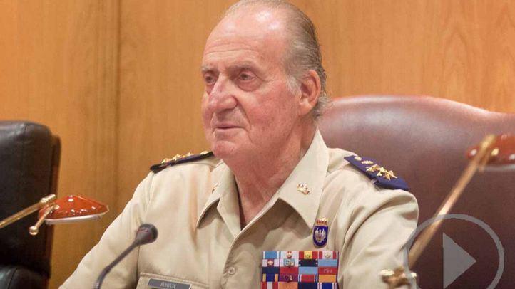 El Rey Juan Carlos cumple un año de exilio en Emiratos Árabes