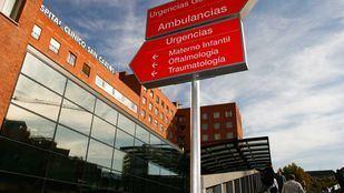 Urgencias del hospital Clínico San Carlos