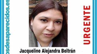 Desaparecida una joven de 28 años desde el 14 de julio en Madrid