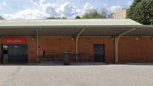 Estación de Cercanías de Orcasitas