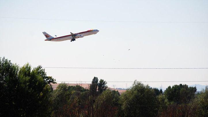Plataforma contra el Ruido, en lucha 'contra la especulación' de las compañías aéreas