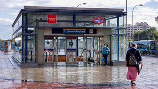 Estación de Villaverde Bajo-Cruce