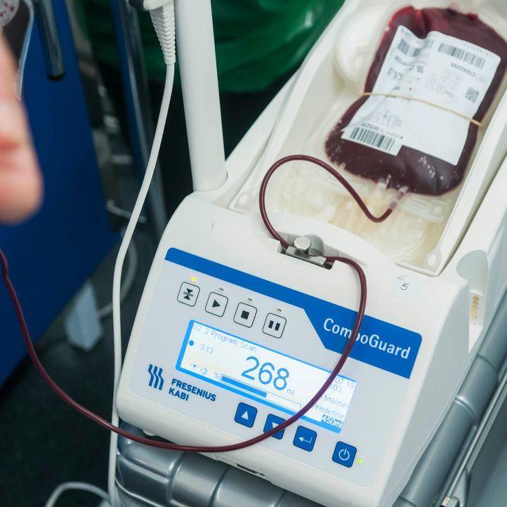 Luz verde para el segundo acuerdo que garantizará la media de las reservas de sangre