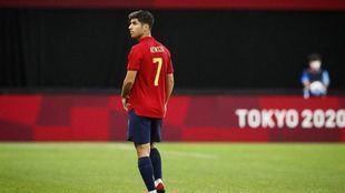 España jugará la final olímpica de fútbol contra Brasil