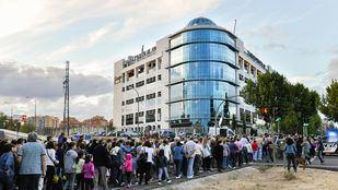 Los vecinos de San Fermín, contra la instalación de un horno crematorio