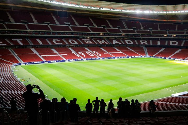 Madrid saluda el porcentaje de aforo en estadios durante los eventos deportivos