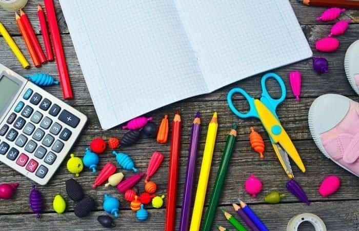 La importancia de contar con un buen material escolar para un correcto aprendizaje