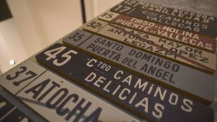 La exposición 'Yo me bajo en la próxima. 150 años del primer tranvía en Madrid' recorre la historia madrileña
