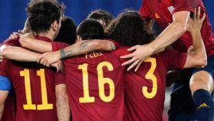 España se contenta con la plata en la final de fútbol olímpico y suma su 17º metal