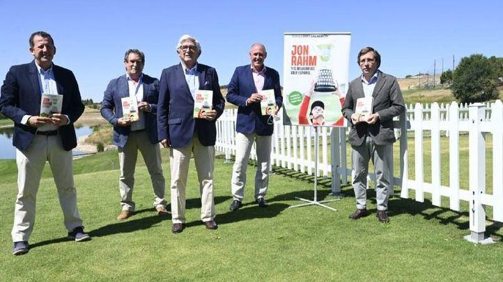 Reseña del libro Jon Rahm y el milagro del golf español