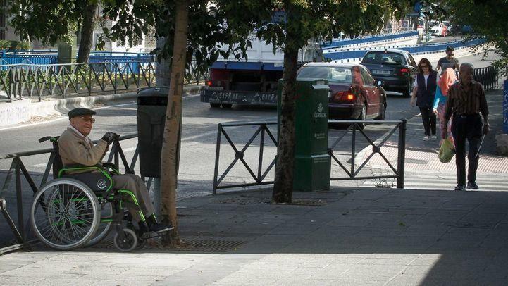 Barreras para las personas con movilidad reducida