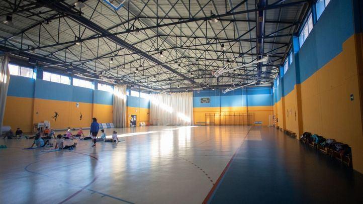 El Ayuntamiento quiere dotar a Madrid de 14 nuevos polideportivos municipales