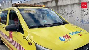 Hospitalizado un hombre tras caer a un pozo en un accidente laboral en Alcalá de Henares