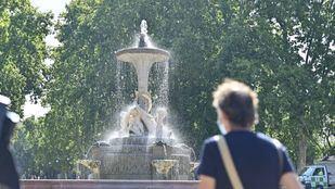 El Retiro y ocho parques de Madrid cierran esta tarde por altas temperaturas