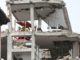 El Ayuntamiento colaborará en la reconstrucción tras la explosión en la calle Toledo