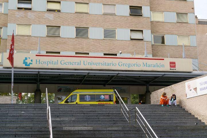 Hospitales, Octubre, Madrid, Pandemia, Coronavirus, Hospital Gregorio Marañon