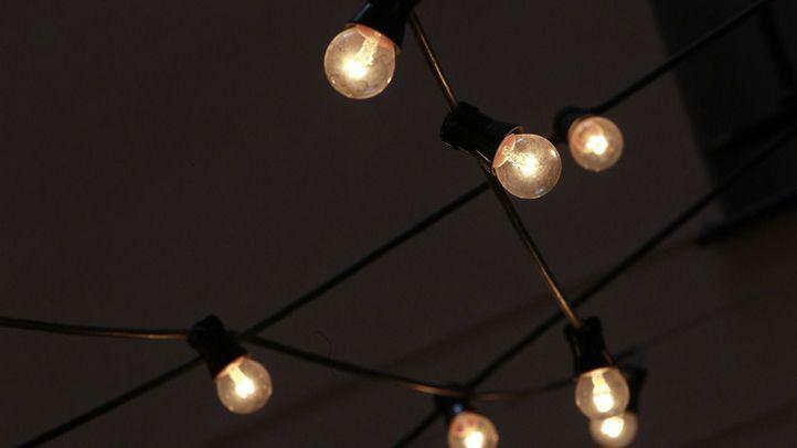 Tercera subida consecutiva del precio de la luz este jueves