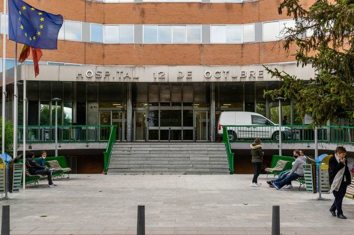 Hospital 12 de Octubre, Hospitales, Octubre, Madrid, Pandemia, Coronavirus
