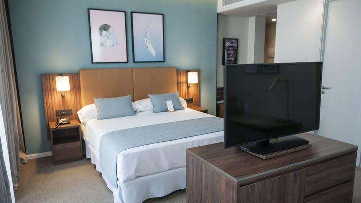 Las pernoctaciones en hoteles de la región se duplicaron en el mes de julio