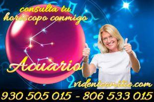 Quien te dará los números de teléfonos de videntes casi gratis será Luna Vila: Acuario, debes de cuidar muy bien tu salud