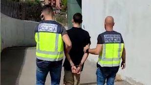 Detenido el autor de cinco robos con violencia e intimidación en la misma calle de Usera