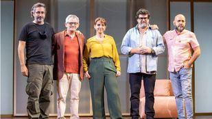 'Onán', primer estreno de la temporada teatral